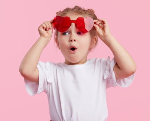 Brilletips barn - Synsenteret
